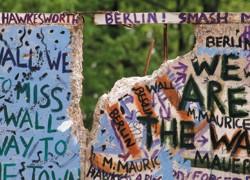 Piece of Berlin wall